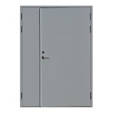 Противопожарные двери двустворчатые (EI 60)