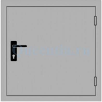 Люк противопожарный EI60 (710x710)