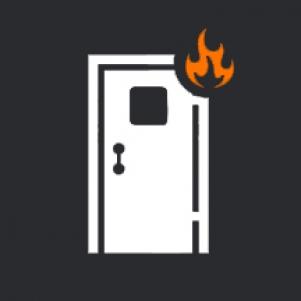 Противопожарные двери, люки